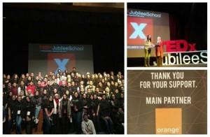 Orange الأردن راعي الاتصالات الحصري لـ TEDx عمّان في