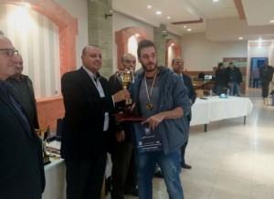 الدكتور ماهر الحوراني يكرم الفائزين في دورة الوفاء الرياضية الثانية للراحل الدكتور أحمد الحوراني