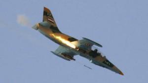 مقتل طيار سوري بعد اسقاط طائرته في ريف حماة
