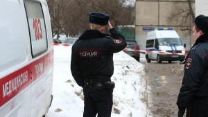 مقتل شخص واحتجاز رهائن في جنوب موسكو