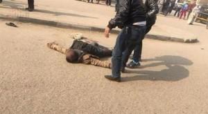 مصر: 9 قتلى في هجوم ارهابي على كنيسة مارمينا بحلوان