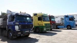 الداود : وزير النقل يرفض الاستماع لمطالب قطاع الشاحنات واعتصام امام النواب غدا