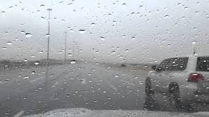 سلسلة منخفضات جوية تصحبها امطار غزيرة بدءا من ليل الاحد - الاثنين