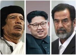لم نجح كيم جونغ وفشل صدام حسين والقذافي في امتلاك أسلحة نووية؟
