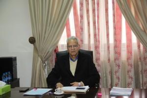 الدكتور حميدي يباشر أعماله في اتحاد الجامعات العربية ويشيد بالانجازات الاردنية