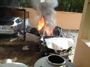انباء عن مقتل مسؤول بحماس بانفجار في صيدا