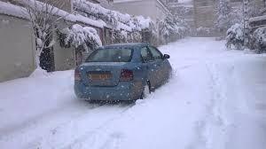 هل ستشهد منطقتك تساقطاً للثلوج ؟ شاهد القائمة