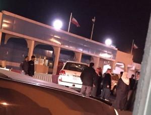 القبض على مسلم البراك فور وصوله الكويت