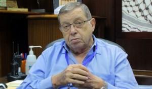 وفاة عضو اللجنة التنفيذية لمنظمة التحرير