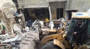 7 قتلى وجرحى بانفجار أسطوانة غاز خلال شجار عائلي جنوب غزة