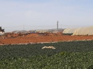 بالصور...وزارة المياه تضبط اعتداءات ضخمة فيو المفرق و اللبن جنوب عمان