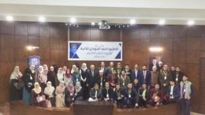 صبري و الرحيمي يفوزان بالمركز الأول في جائزة المرحوم د. أحمد الحوراني الثانية