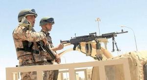 الاردن يبدد مزاعم إيرانية بتهريب أسلحة من العراق