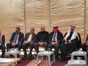 اجتماع حاشد لشيوخ ووجهاء الكرك على خلفية أحداث الشغب