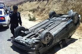 وفاة شخص وإصابة اثنين آخرين اثر حادث تدهور في معان