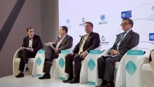 فاخوري يشارك في القمة العالمية للحكومات