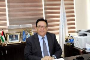 رئيس الديوان الملكي يستقبل مدير عام جــت مالك حداد والسائق الخضير