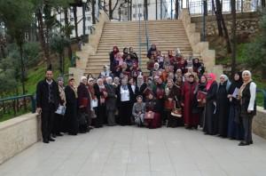 عمان الأهلية تعقد دورة في الاسعفات الأولية لسيدات محافظة البلقاء
