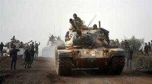 أمريكا تدرس اقتراحاً تركياً بتمركز قوات مشتركة في منبج السورية