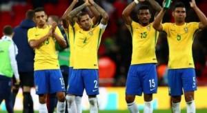 تشكيلة البرازيل لنهائيات كأس العالم