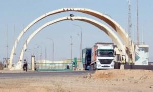 مصادر: الشاحنات الأردنية لم تدخل العراق بعد