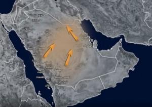 الأربعاء .. تجدد موجة الغبار على أجزاء واسعة من وسط وشمال المملكة