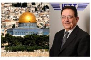 """مالك حداد : """" جــت """" الى القدس مع السياح الاتراك عبر الاردن"""
