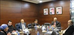 بحث سبل التعاون الأكاديمي بين الشرق الأوسط ومثيلاتها الكندية
