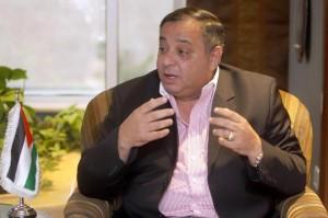 النائب السابق رئيس حزب الاتحاد الوطني الكابتن محمد الخشمان .. .. اختيار الرئيس موفق