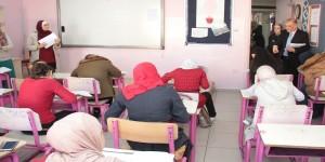عقد امتحان المنحة الدراسية للعام 2018-2019 اليوم في مدارس النظم الحديثة