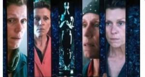 بالفيديو .. سرقة جائزة الاوسكار من أفضل ممثلة..وهذا ما فعله السارق!