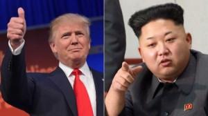 رسالة غير مسبوقة من كيم جونغ أون إلى ترامب