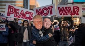 ترامب يعلن عن صفقة مع كوريا الشمالية تحمل الخير للعالم