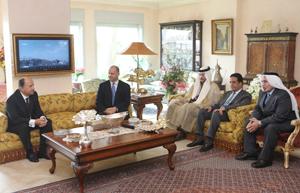 الديوان الملكي يعلن خطوبة الأمير فيصل