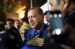 أردوغان: لولا الأخلاق والضمير لسيطرنا على عفرين بثلاثة أيام