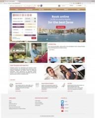 الملكية الأردنية تستكمل المرحلة الاولى من مشروع تطوير موقعها الإلكتروني