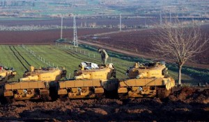 القوات التركية تدخل