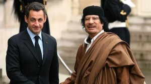 ساركوزي يندد بتعرضه