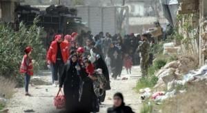 اتفاق لوقف إطلاق النار في الغوطة