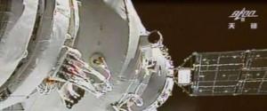 محطة فضاء صينية ستسقط فوق الشرق الأوسط بعد أيام .. ماذا عن مصير البشر؟