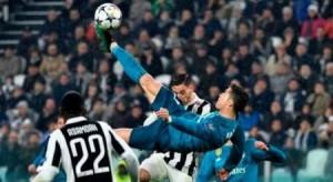 ريال مدريد يكتسح يوفنتوس بثلاثية في دوري أبطال أوروبا