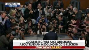 مارك يشهد امام الكونجرس: كان خطأي وأنا آسف على ذلك
