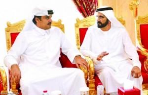 بالفيديو ...أمير قطر لن يشارك في القمة العربية ... ومحمد بن راشد يفاجئ السعوديين