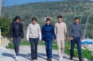 مصدر روسي يكشف أين أمضى أبناء بشار الأسد عطلتهم الماضية