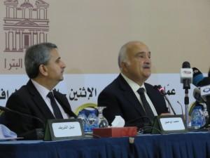 برعاية الأمير الحسن بن طلال تم افتتاح المؤتمر الدولي حول التداعيات الاجتماعية والاقتصادية للإرهاب