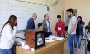 انتخابات طلبة الجامعة الأردنية اليوم