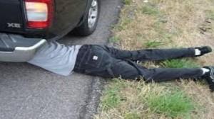 ضبط مفتعل 14 حادثا مروريا لجني الاموال