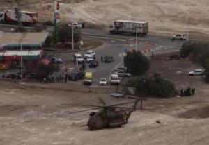 مقتل 9 إسرائيليين في وادي عربة بسبب الفيضانات