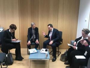 الفاخوري: الحكومة تعمل على اعداد اصلاحات مع البنك الدولي
