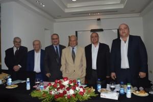 في اجتماع الهيئة العامة لشركة الالبان الاردنية ( مها )...د.الحوراني رئيسا والارباح 7.5%